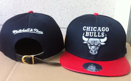 Chicago Bulls Hat 60D 150416 36